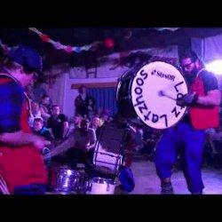 Lätz Latzhoos Schlagzeugsolo